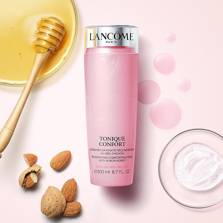 Тоник для сухой и чувствительной кожи лица - Lancome Confort Tonique — фото N6