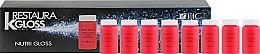 Духи, Парфюмерия, косметика Молекулярное восстановление для тонких, ломких, чувствительных волос - HairConcept Restaura K Gloss Concept Nutri Gloss