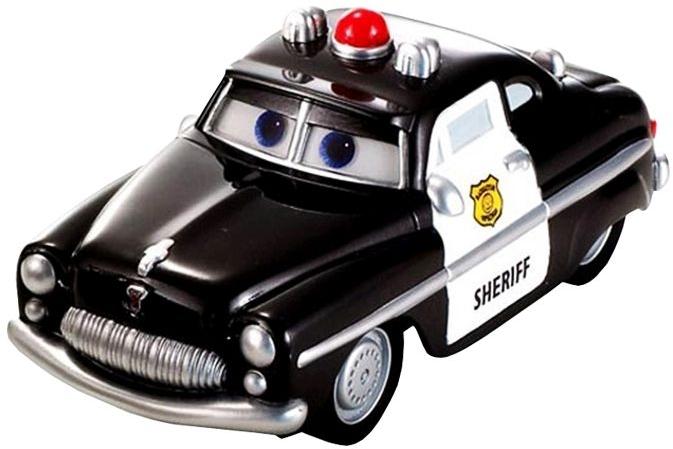 Шампунь-гель для душа - Disney Cars Sheriff