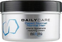 Духи, Парфюмерия, косметика Восстанавливающий крем - Maxima Dailycare Restoring Cream