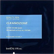 "Духи, Парфюмерия, косметика Очищающий озон-эмульсия ""Клеанзон"" для всех типов кожи - Beauty Spa Biozone Cleanzone Active Ozone Wash (пробник)"