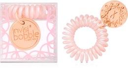 Духи, Парфюмерия, косметика Резинка для волос - Invisibobble Original Pink Heroes