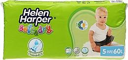 Духи, Парфюмерия, косметика Детские подгузники Soft&Dry Junior (11-25 кг, 60 шт) - Helen Harper