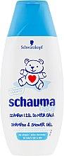 "Набор ""Семейные ценности"" - Schauma (shm/250ml + shm/250ml + shm/250ml) — фото N5"