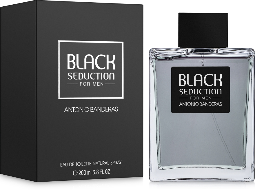 Antonio Banderas Black Seduction - Туалетная вода
