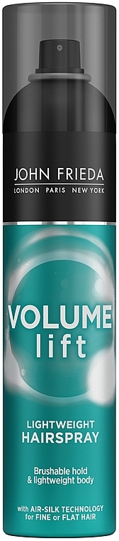 Лак для сохранения роскошного объема прически на протяжении всего дня - John Frieda Luxurious Volume Forever Full Hairspray