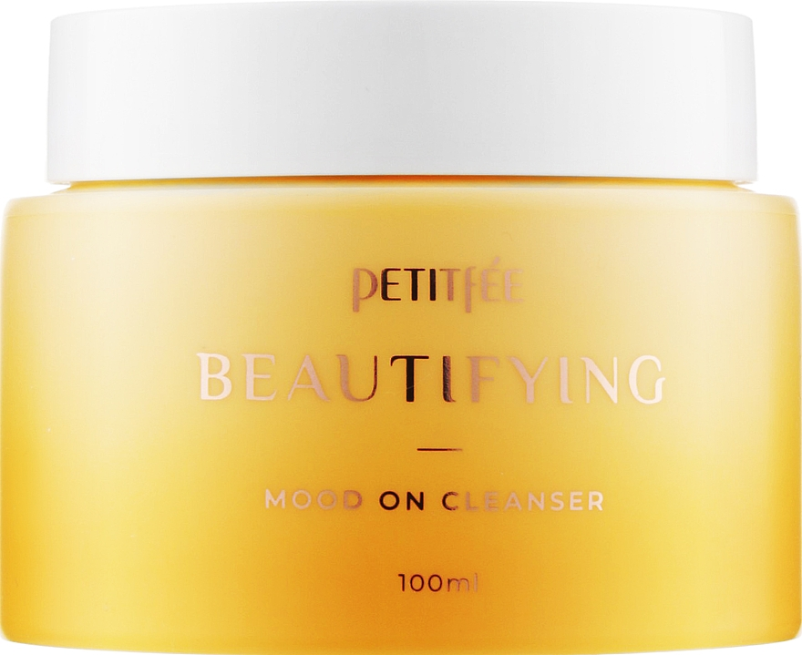 Очищающий бальзам для лица с маслом камелии - Petitfee&Koelf Beautifying Mood On Cleanser