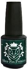 Духи, Парфюмерия, косметика Финиш для гель-лака и геля без липкого слоя - Silver Fox Premium QF-3