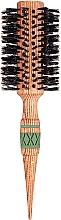 Парфумерія, косметика Брашинг на дерев'яній основі, 72мм - Hairway Flexion