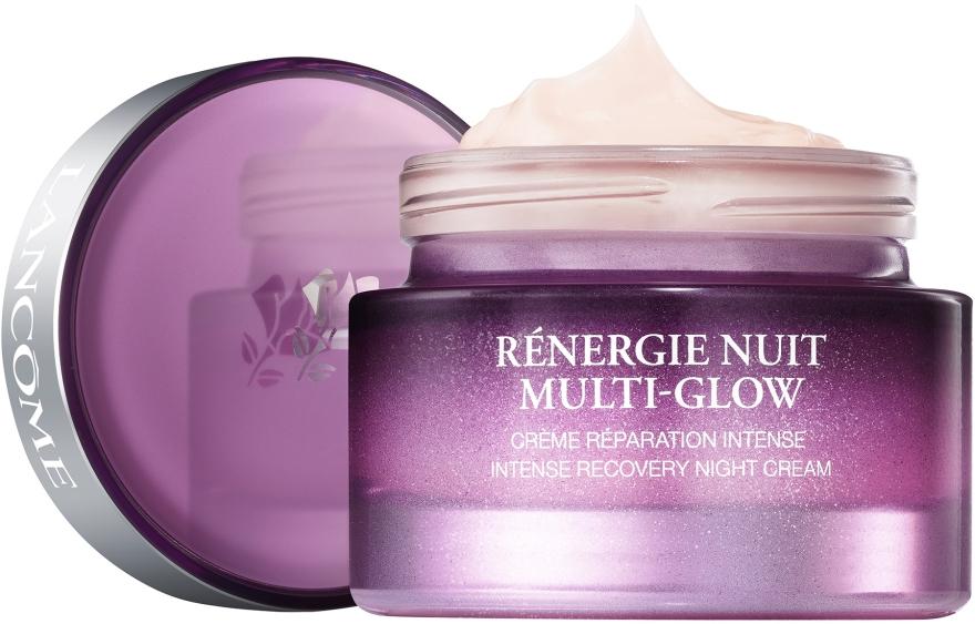 Ночной антивозрастной крем для кожи лица - Lancome Renergie Nuit Multi-Glow Cream