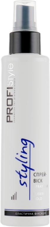 "Спрей-воск ""Эластичная фиксация"" - Profi Style Styling Spray Wax"