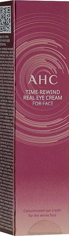 Пептидный антивозрастной крем - AHC Time Rewind Real Eye Cream For Face