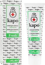 Парфумерія, косметика Крем для гоління - KAPO Fresh Shaving Cream