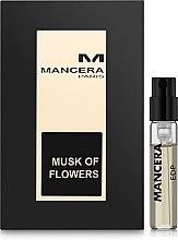 Mancera Musk of Flowers - Парфюмированная вода (пробник) — фото N1