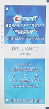 Духи, Парфюмерия, косметика Отбеливающие полоски для зубов - Crest Whitestrips 3D Brilliance White