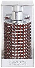 Духи, Парфюмерия, косметика Жидкое мыло - Vivian Gray Precious Crystals Red Soap