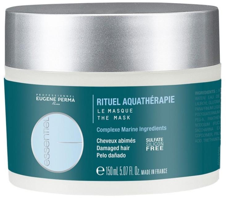 Интенсивная маска для поврежденных волос - Eugene Perma Essentiel AquaTherapie Mask