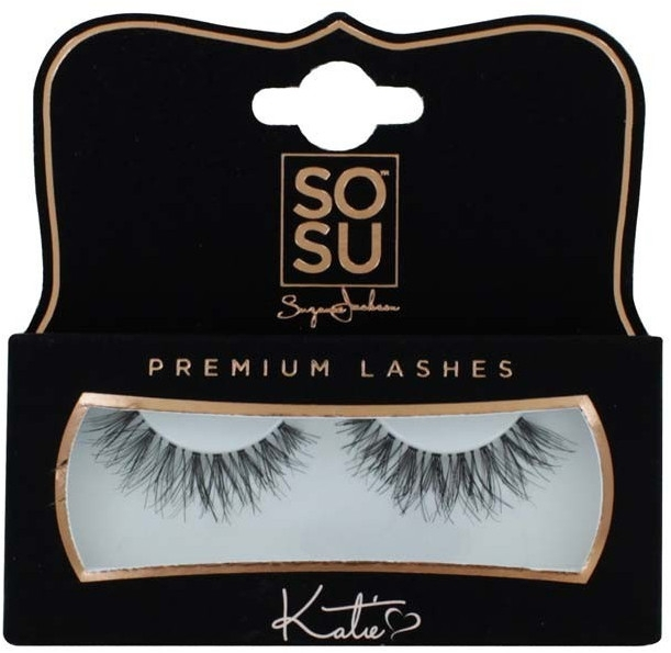 "Накладные ресницы ""Katie"" - SoSu by SJ Luxury Lashes"
