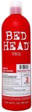 Шампунь восстанавливающий для слабых ломких волос - Tigi Bed Head Urban Antidotes Resurrection Shampoo — фото N3