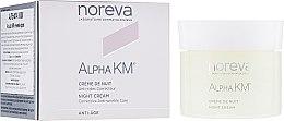 Духи, Парфюмерия, косметика Крем против морщин, ночной - Noreva Laboratoires Alpha KM Night Cream Corrective Anti-Wrinkle Care
