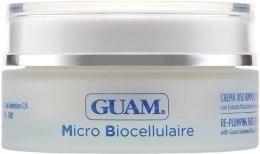 Духи, Парфюмерия, косметика Микробиоклеточный крем для лица от морщин укрепляющий ремоделирующий - Guam Micro Biocellulaire Crema Viso Rimpolpante Rimodellante