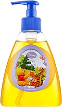 Духи, Парфюмерия, косметика Жидкое мыло с ароматом персика - Disney Winnie the Pooh