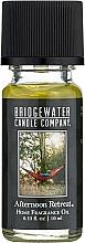 Духи, Парфюмерия, косметика Bridgewater Candle Company Afternoon Retreat - Ароматическое масло