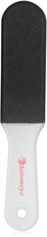 Пилка для педикюра двухсторонняя, 100 грит - Solomeya