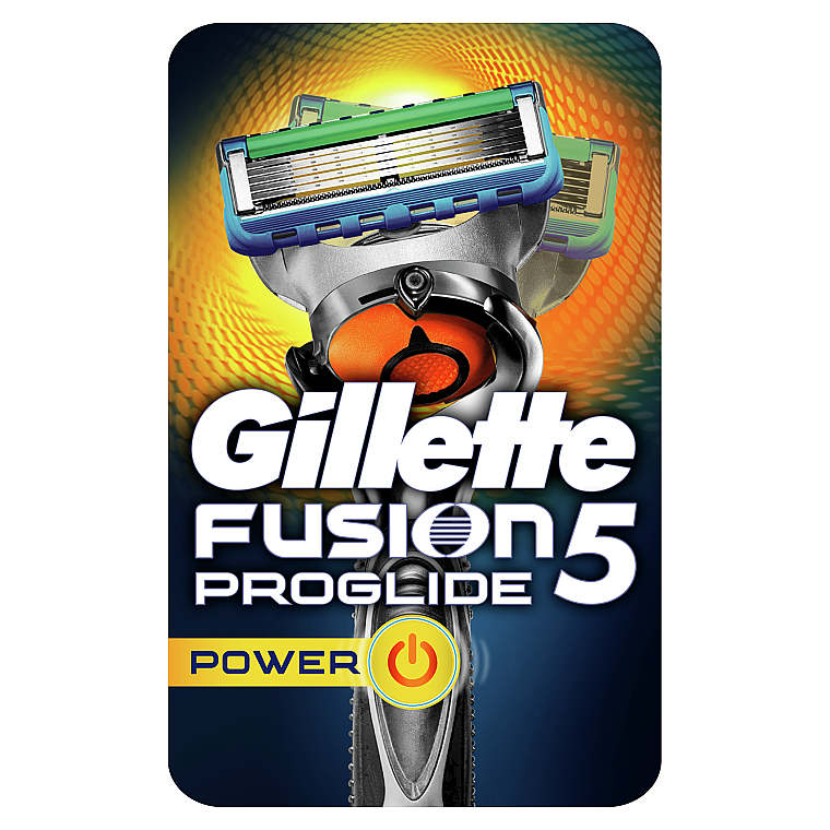 Бритва с 1 сменной кассетой - Gillette Fusion ProGlide Power Flexball