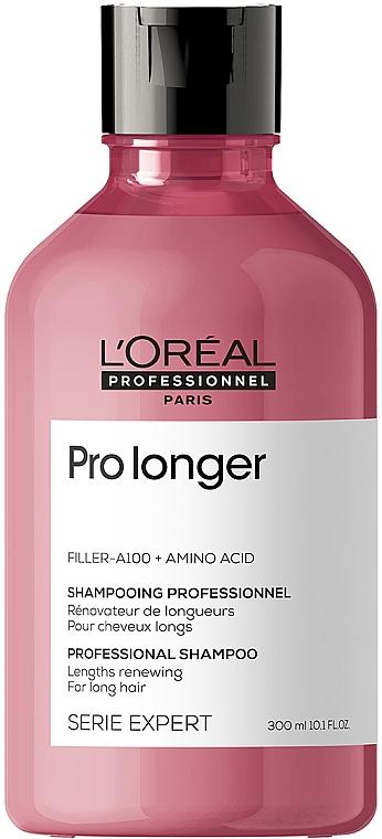 Шампунь для восстановления плотности поверхности волос по длине - L'Oreal Professionnel Serie Expert Pro Longer Lengths Renewing Shampoo