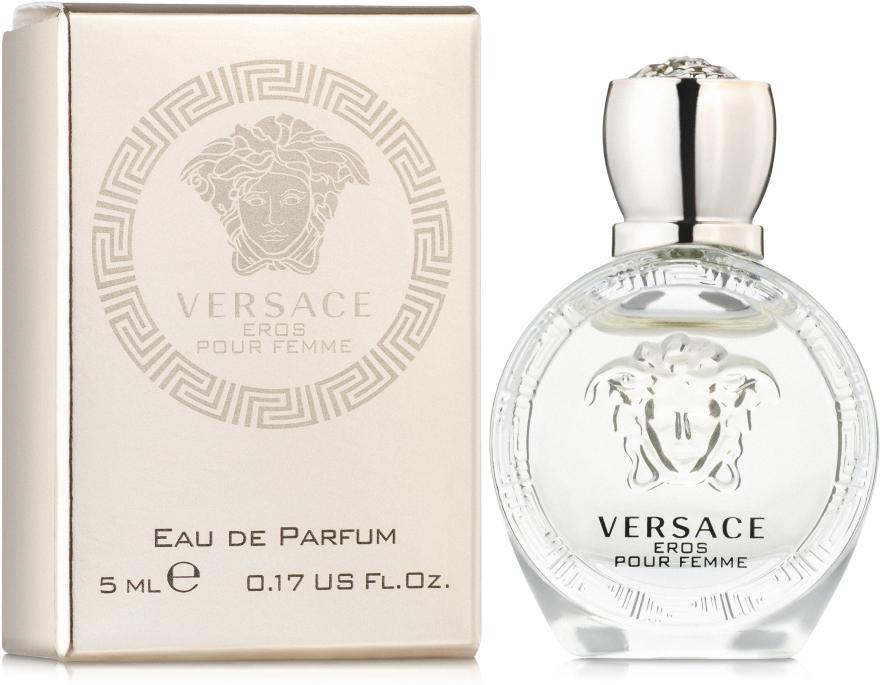 Versace Eros Pour Femme - Парфюмированная вода (мини)