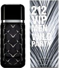 Духи, Парфюмерия, косметика Carolina Herrera 212 VIP Men Wild Party - Туалетная вода