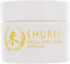 Духи, Парфюмерия, косметика Питательный крем для лица с изофлавонами - Shurei Facial Care Cream Isofilavone