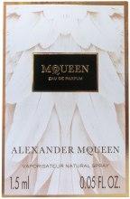 Духи, Парфюмерия, косметика Alexander McQueen McQueen Eau de Parfum - Парфюмированная вода (пробник)
