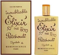 Духи, Парфюмерия, косметика Reminiscence Inoubliable Elixir Patchouli - Парфюмированная вода