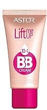 Духи, Парфюмерия, косметика Антивозрастной ВВ крем для лица - Astor Lift Me Up 10 in1 Anti Aging BB Cream