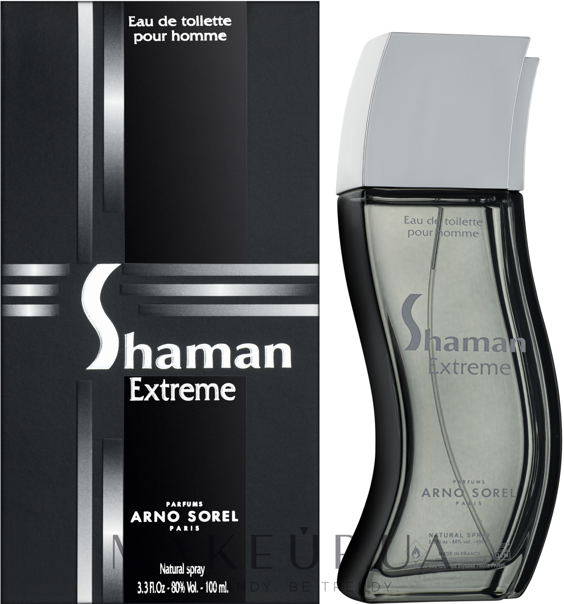 Corania Perfumes Shaman Extreme - Туалетна вода — фото 100ml