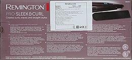 Выпрямитель для волос - Remington S6505 Pro-Sleek & Curl — фото N4