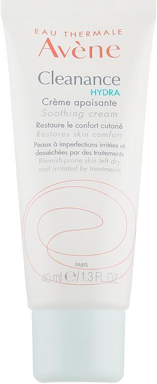 Крем успокаивающий для проблемной кожи во время системного лечения акне - Avene Cleance Hydra Soothing Cream