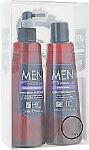Духи, Парфюмерия, косметика УЦЕНКА Трихологический набор от выпадения волос - HairConcept Men Line *