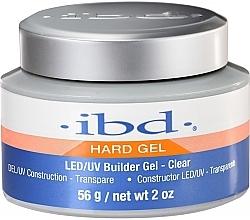 Духи, Парфюмерия, косметика Гель конструирующий для ногтей прозрачный - IBD LED/UV Builder Clear Gel