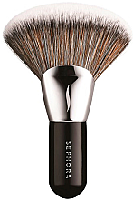 Духи, Парфюмерия, косметика Кисть №53 воздушная для быстрого нанесения тональных основ - Sephora Pro Brush