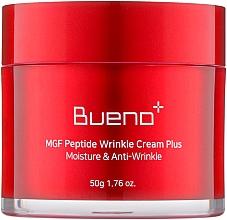 Духи, Парфюмерия, косметика Омолаживающий крем с пептидами - Bueno MGF Peptide Wrinkle Cream Plus