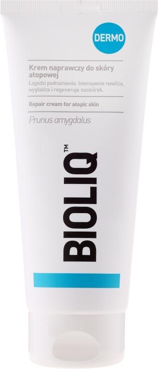 Восстанавливающий крем для атопичной кожи - Bioliq Dermo Repair Cream For Atopic Skin — фото N2
