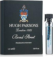 Духи, Парфюмерия, косметика Hugh Parsons Bond Street - Парфюмированная вода (пробник)