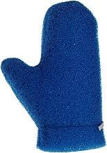 """Духи, Парфюмерия, косметика Рукавичка для массажа """"Aqua"""", 6021, синяя - Donegal Aqua Massage Glove"""