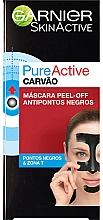 Духи, Парфюмерия, косметика Маска-пленка - Garnier Skin Active Pure Active Peel Off Carbon