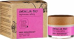 Духи, Парфюмерия, косметика Крем для лица омолаживающий с экстрактом орхидеи - Gracja Bio Face Cream