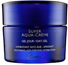 Духи, Парфюмерия, косметика Крем-гель для лица - Guerlain Super Aqua Creme Day Gel (тестер)