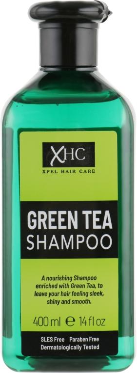 """Шампунь для сухих и поврежденных волос """"Зелёный чай"""" - Xpel Marketing Ltd Hair Care Green Tea Shampoo"""